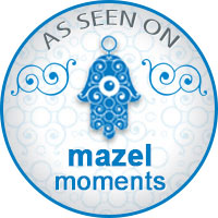 Salon Tease Mazel Moments Badge